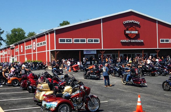 chesapeake harley-davidson® - darlington, md - featuring new & pre